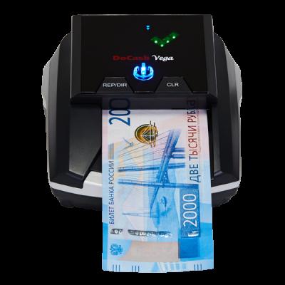 Автоматический детектор валют DoCash Vega RUB